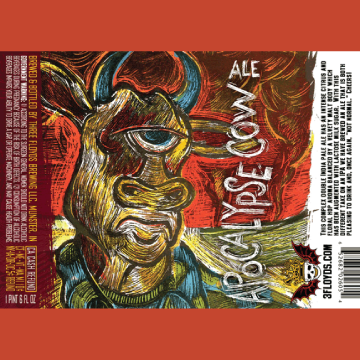 3 floyds brewing apocalypse cow