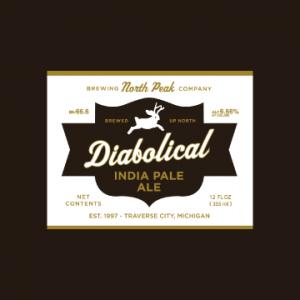 north peak brewery diabolical ipa