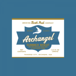north peak brewery archangel