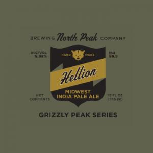 north peak brewery hellion ipa