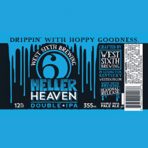 west sixth heller heaven double ipa